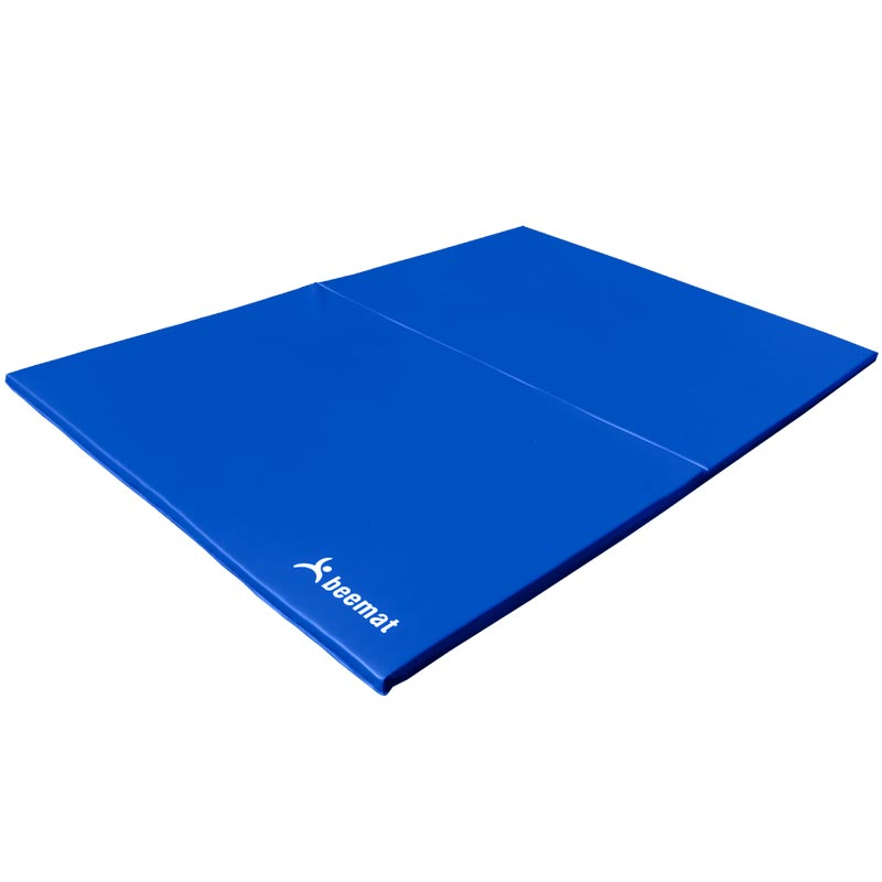 Beemat School Gymnastic Mats Lightweight 6ft X 4ft 8 Pack