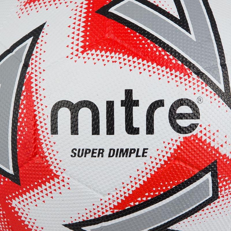 Mitre Super Dimple Football