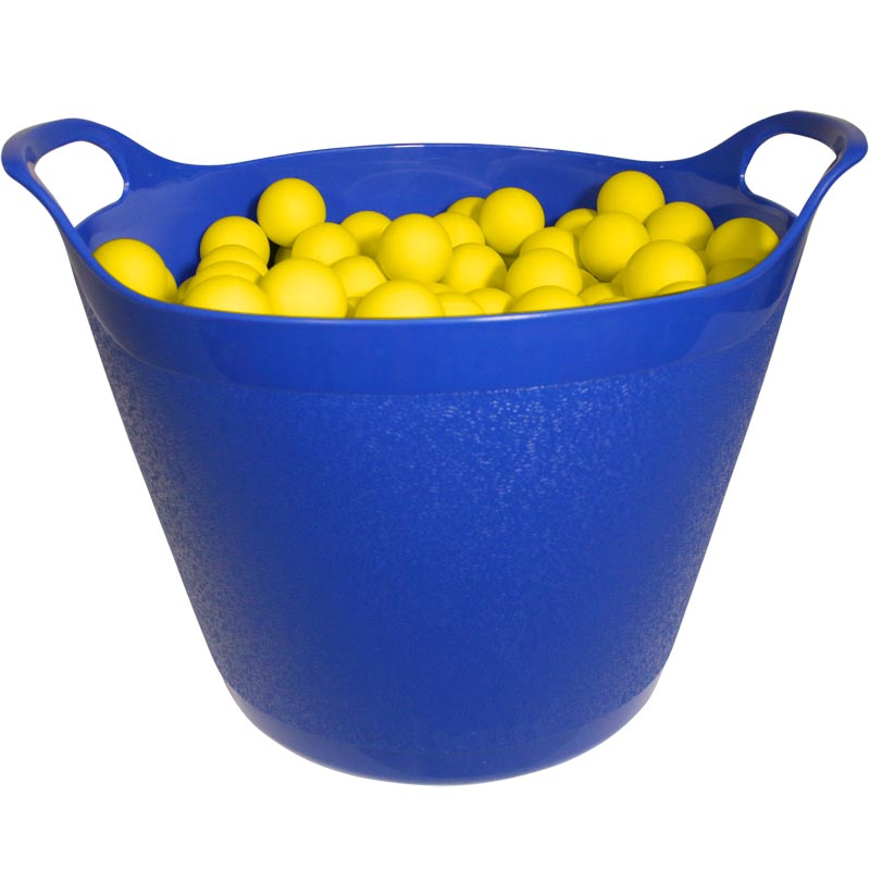 Table Tennis Balls 288 Pack Yellow