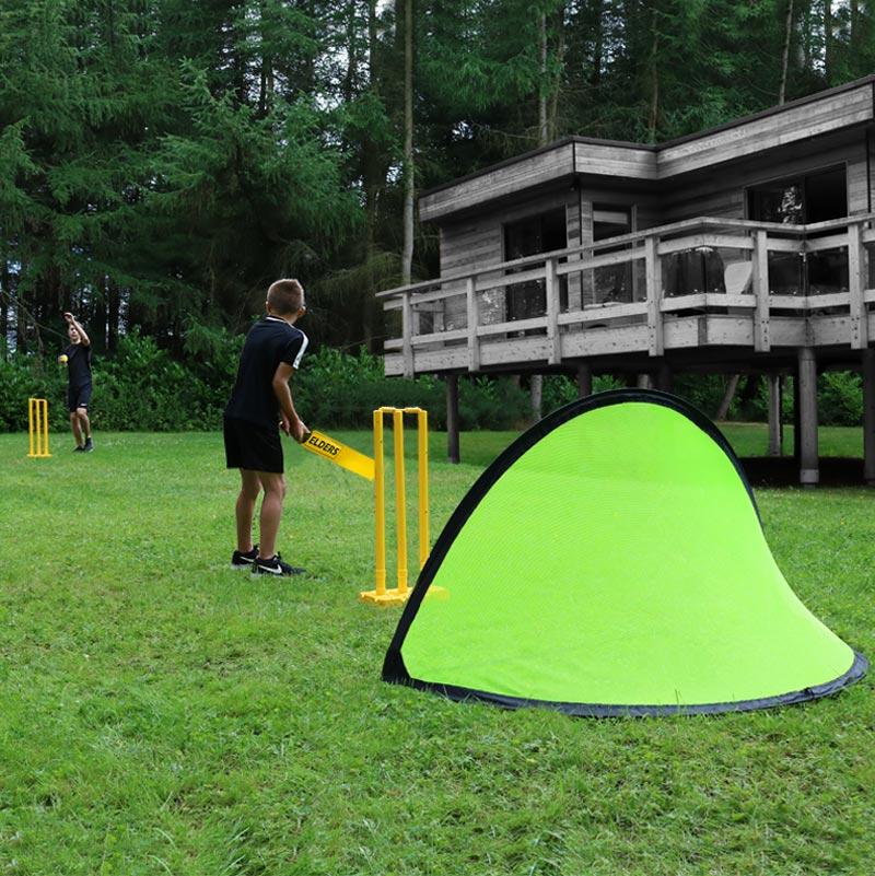 Ziland Pop-Up Cricket Fielding Nets 2 Pack