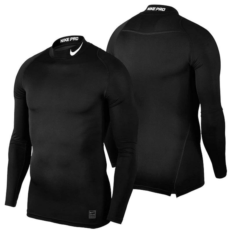 best website 52498 acf3f Nike Pro Compression Long Sleeve Mock. Tap to expand