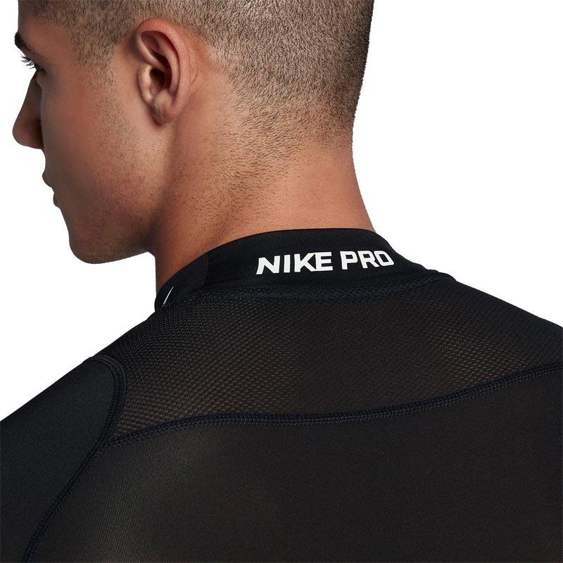 Nike Pro Compression Long Sleeve Mock