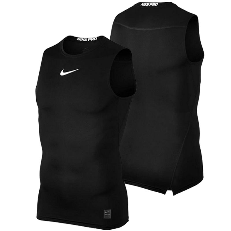 3905ceaf1 Nike Pro Compression Sleeveless Top. Tap to expand