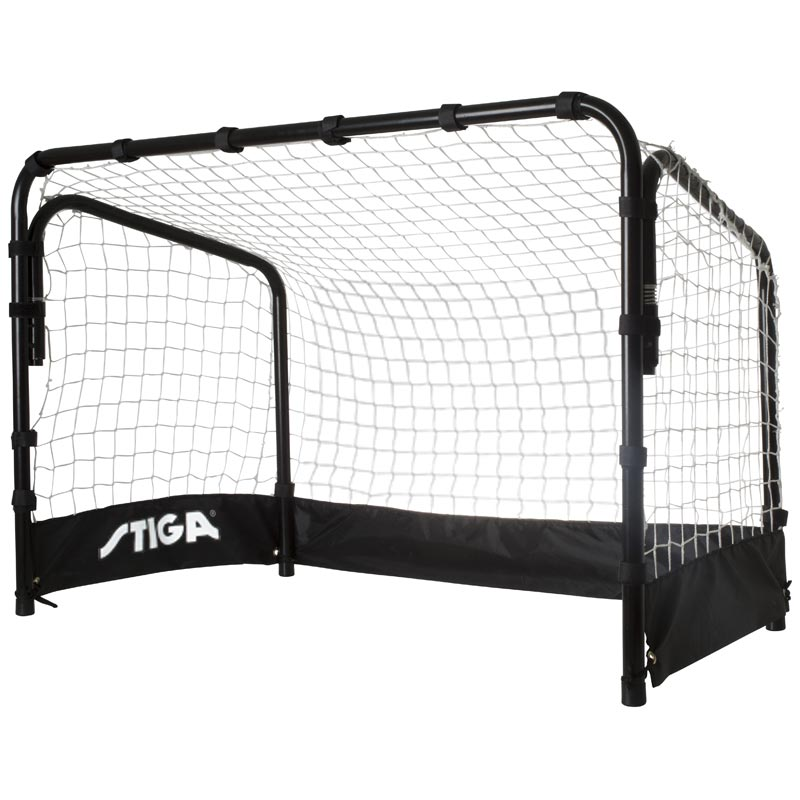 Stiga Floorball Goal Court L Black
