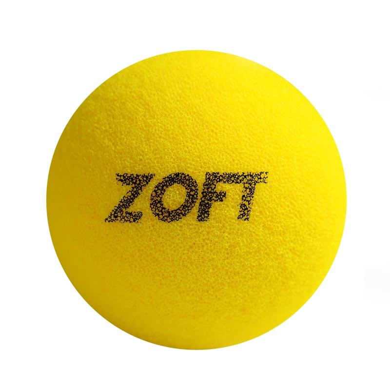 Zoft Indoor Foam Ball 12 Pack