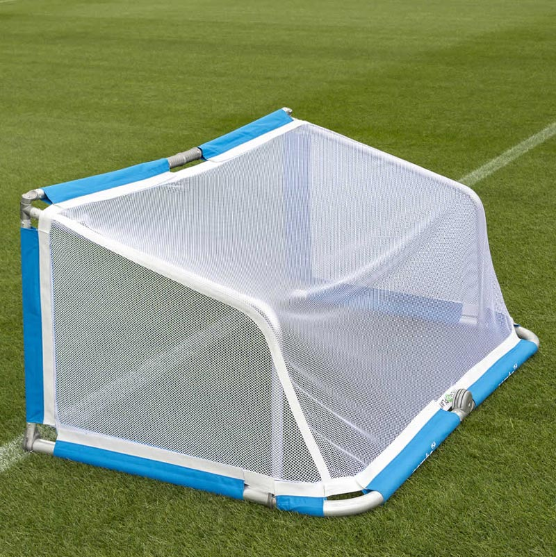 Samba 6ft x 4ft Aluminium Folding Football Goal
