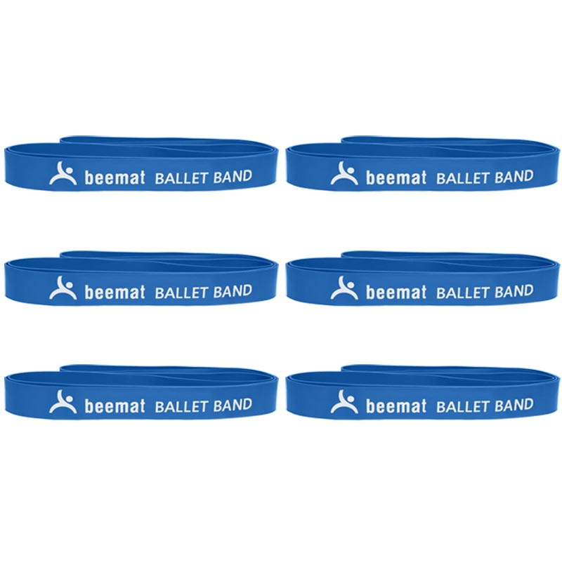 Beemat Ballet Band 6 Pack