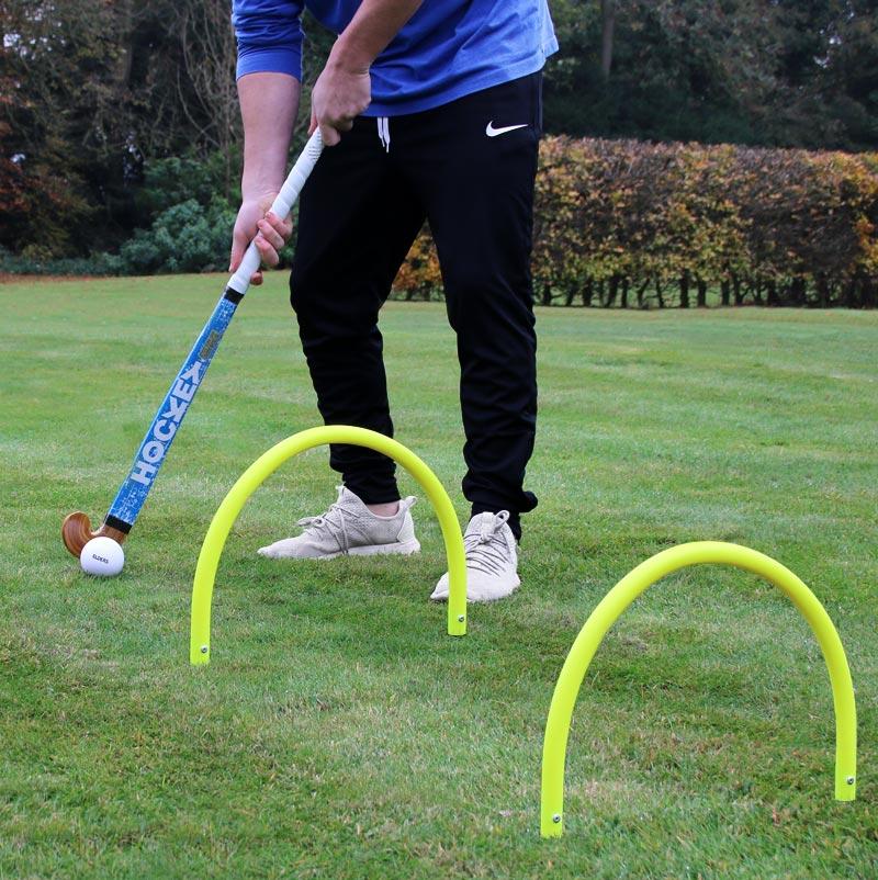 Ziland Hockey Hoop 6 Pack