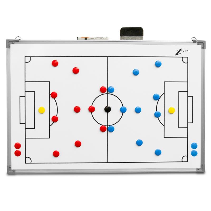 Ziland Football Magnetic Coaching Board 90cm x 60cm