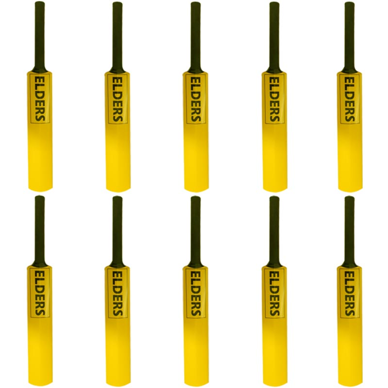 Elders Cricket Bat 10 Pack