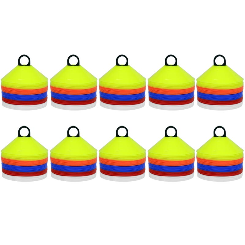 Ziland Sports Marker Cone 500 Set