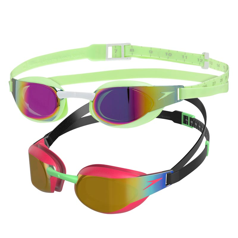 Speedo Junior Fastskin Elite Mirror Swimming Goggles