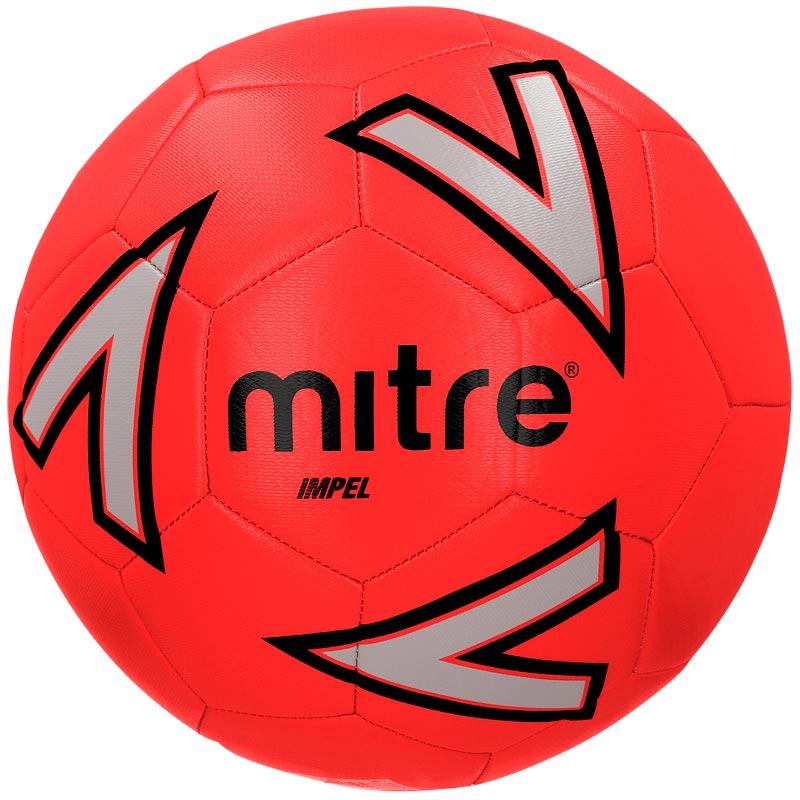 Mitre Impel Training Football Red