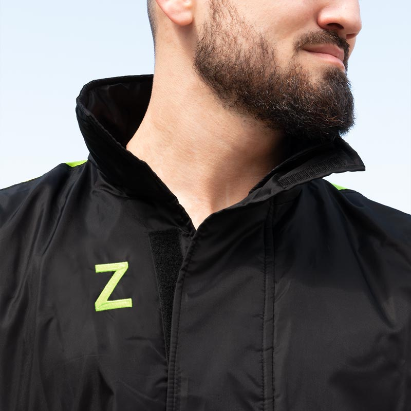 Ziland Football Sub Jacket Senior
