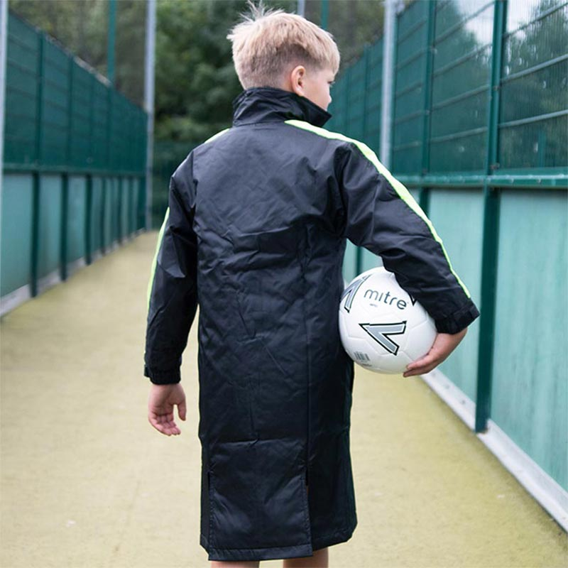 Ziland Football Sub Jacket Junior