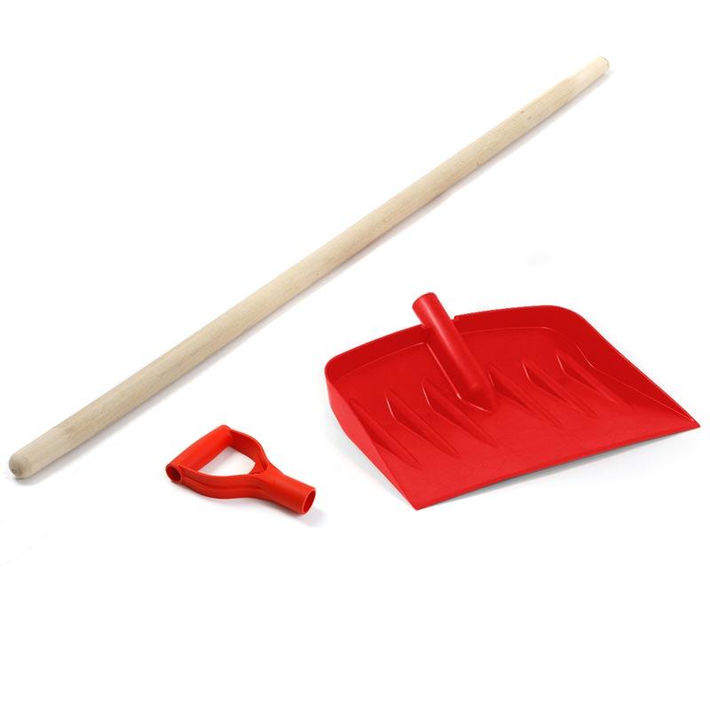 Stiga Plastic Snow Shovel