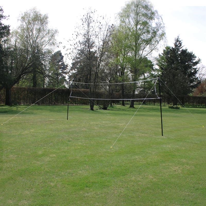 Stiga Badminton Net & Post Set