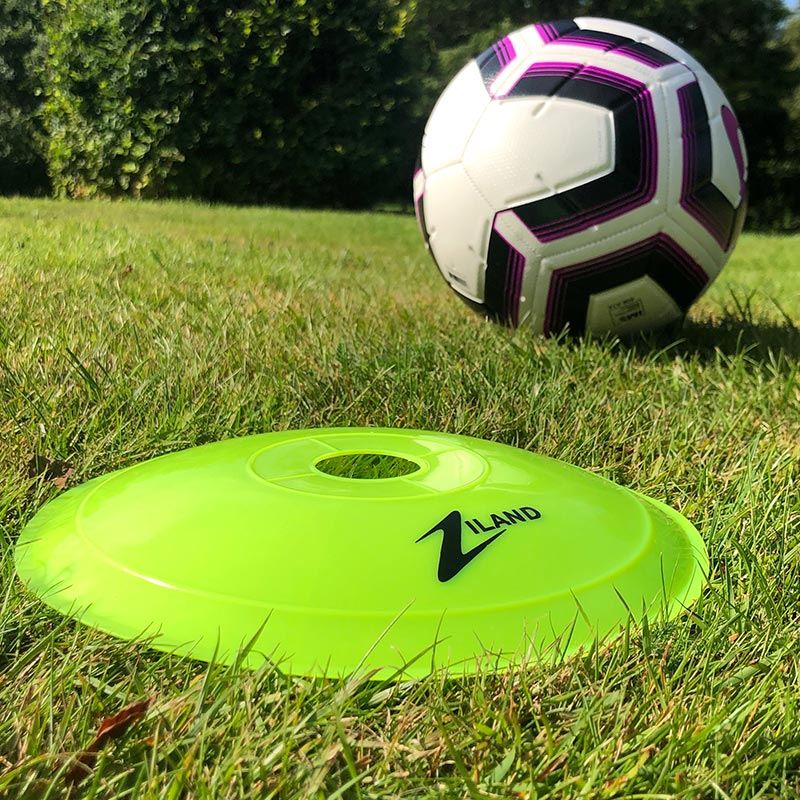 Ziland Disc Sports Marker 50 Pack