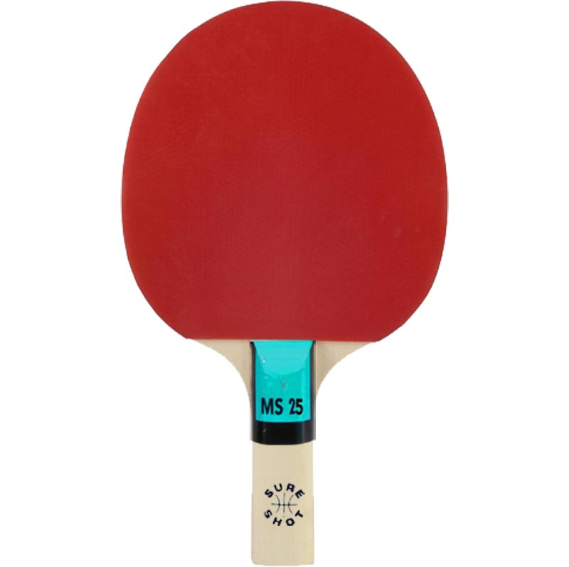 Sure Shot Matthew Syed 25 Table Tennis Bat