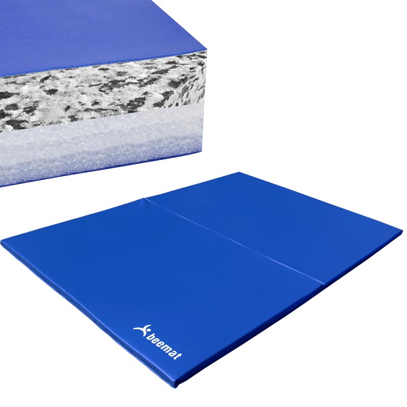 Beemat School Gymnastic Mat Chipfoam Blend 6ft x 4ft