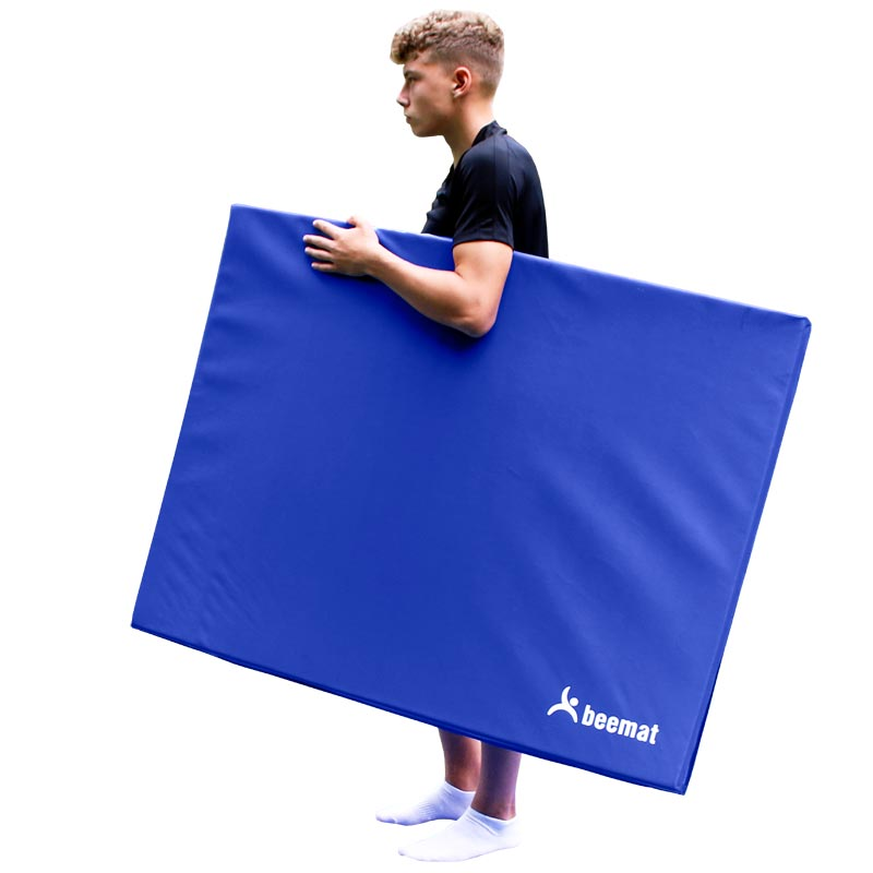Beemat Gymnastic Mat Chipfoam Blend 6ft x 4ft