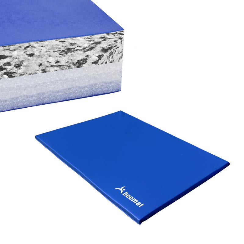 Beemat Gymnastic Mat Chipfoam Blend 4ft x 3ft