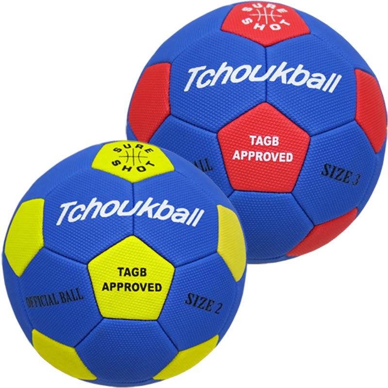 Sure Shot Tchoukball
