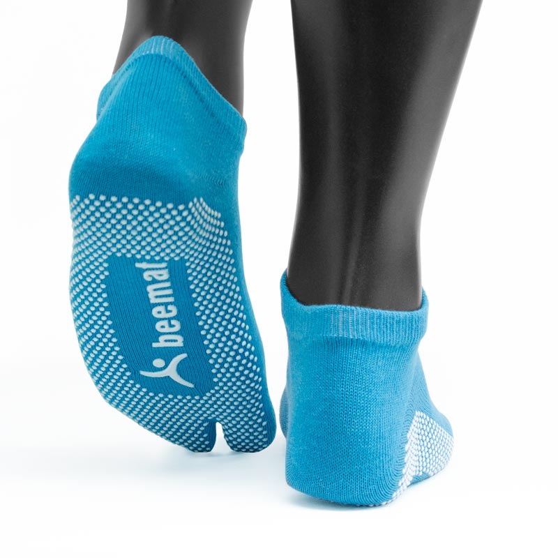 Beemat Anti Slip Yoga Grip Socks