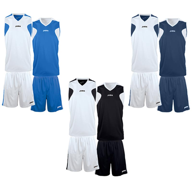 Joma Basketball Reversible Set