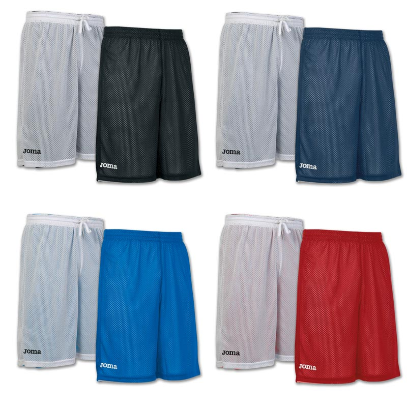 Joma Basketball Reversible Shorts