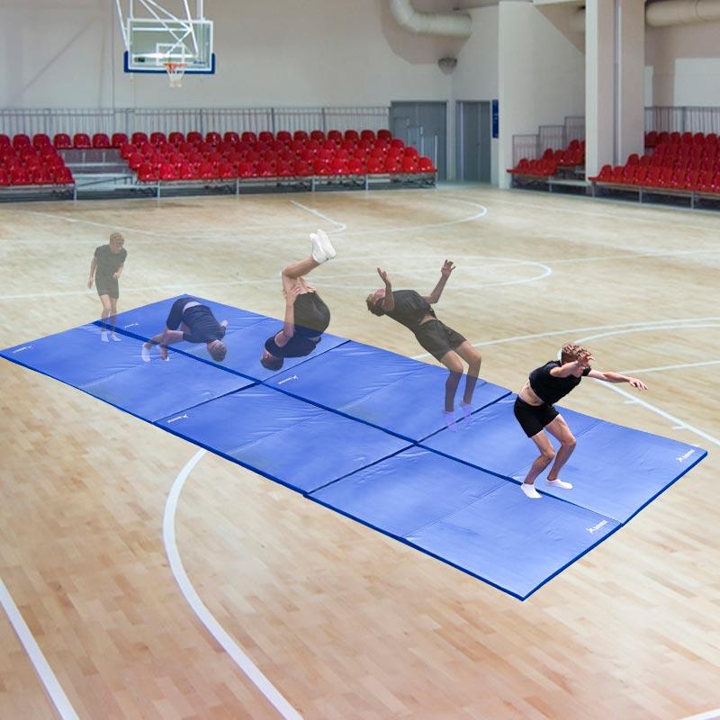 Beemat Infinity School Gymnastic Mat 6ft x 4ft