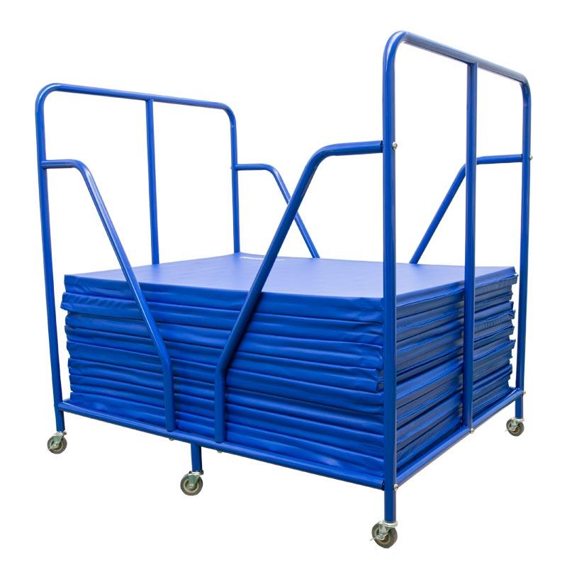 Beemat Gymnastic Mat Trolley
