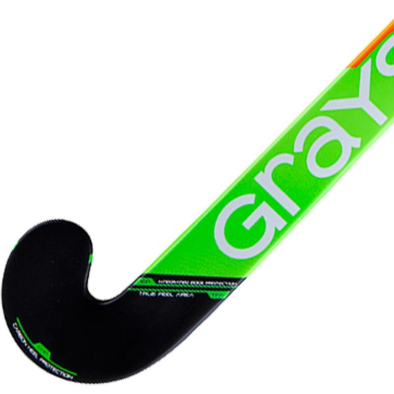 Grays GX2500 Dynabow Hockey Stick Green