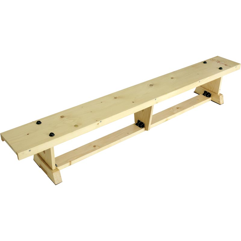 Sure Shot Coloured Lite Balance Bench Natural