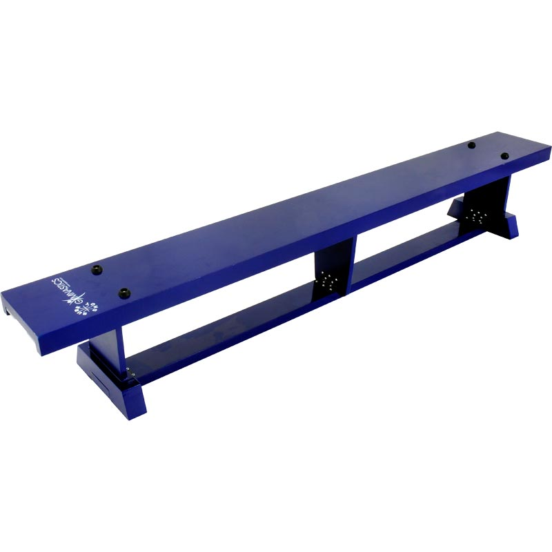 Sure Shot Coloured Lite Balance Bench Blue