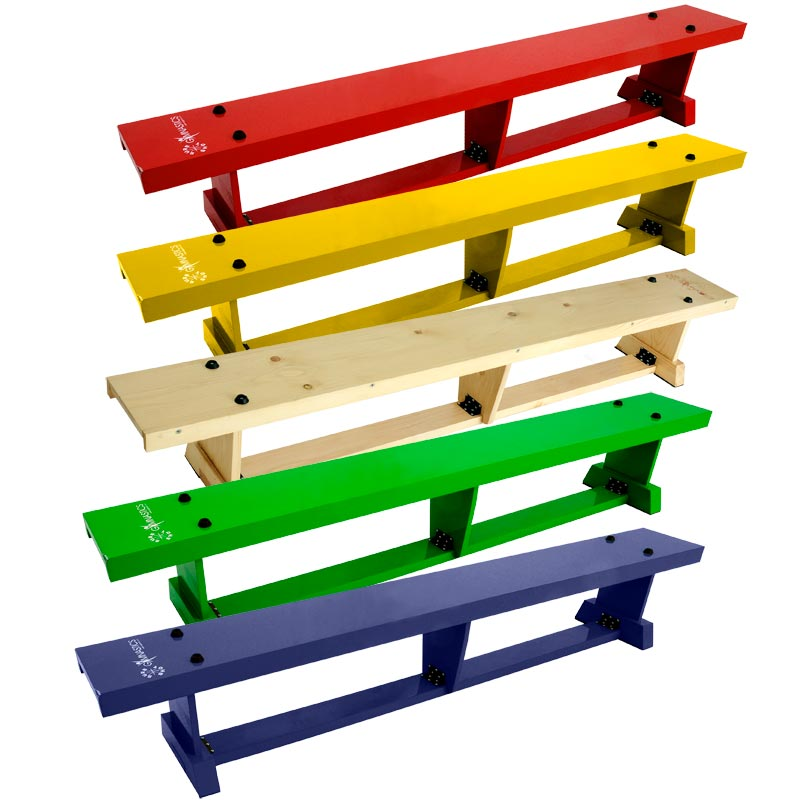 Sure Shot Coloured Lite Balance Bench