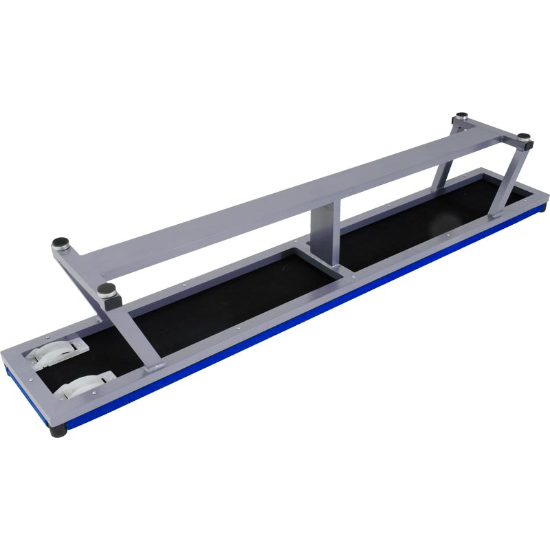 Sure Shot Coloured Alloy Balance Bench Blue