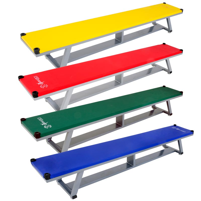 Sure Shot Coloured Alloy Balance Bench