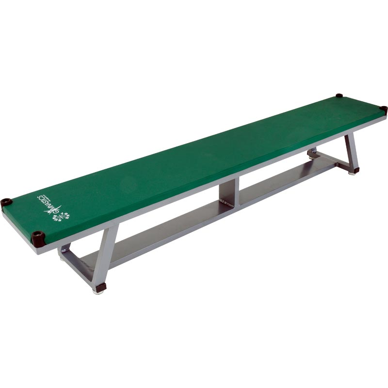 Sure Shot Coloured Alloy Balance Bench Green