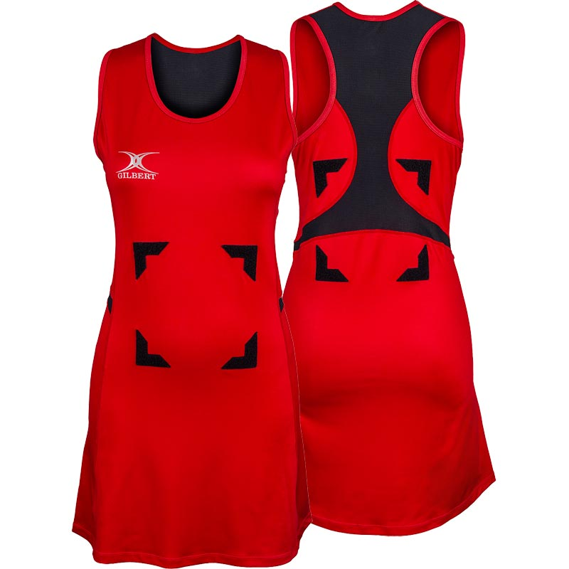Gilbert Synergie Netball Dress