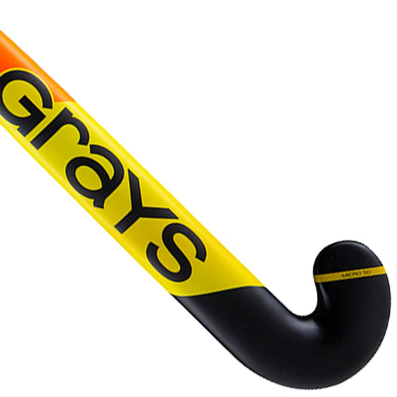 Grays GX2000 Ultrabow Junior Hockey Stick Yellow