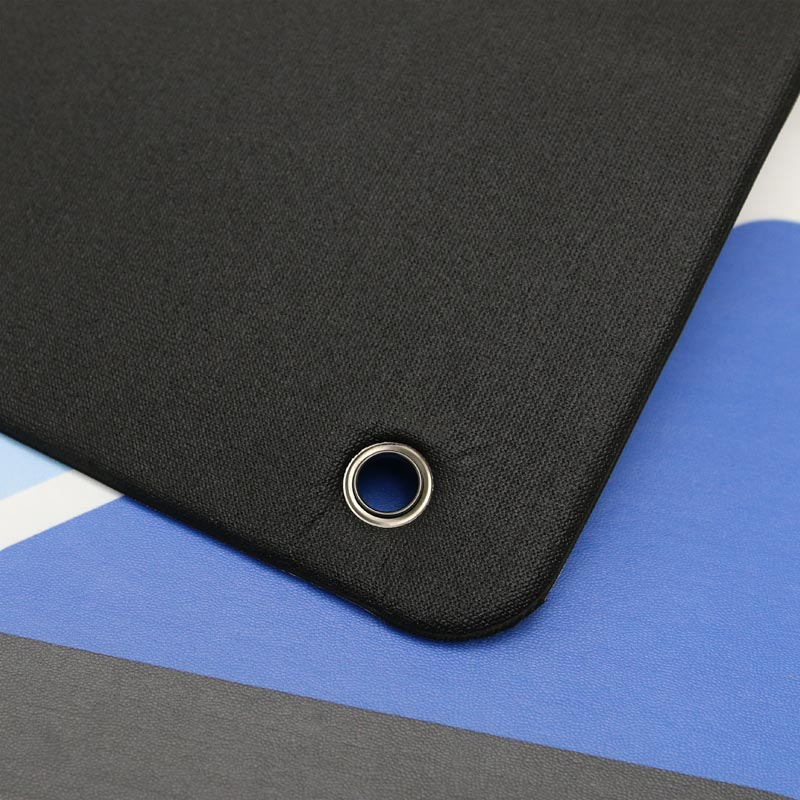 Beemat Vinyl Exercise Mat with Eyelets