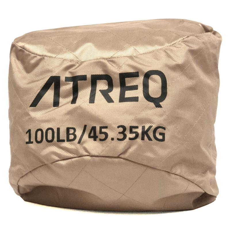 ATREQ Vigor Strength Sandbag Atlas Ball