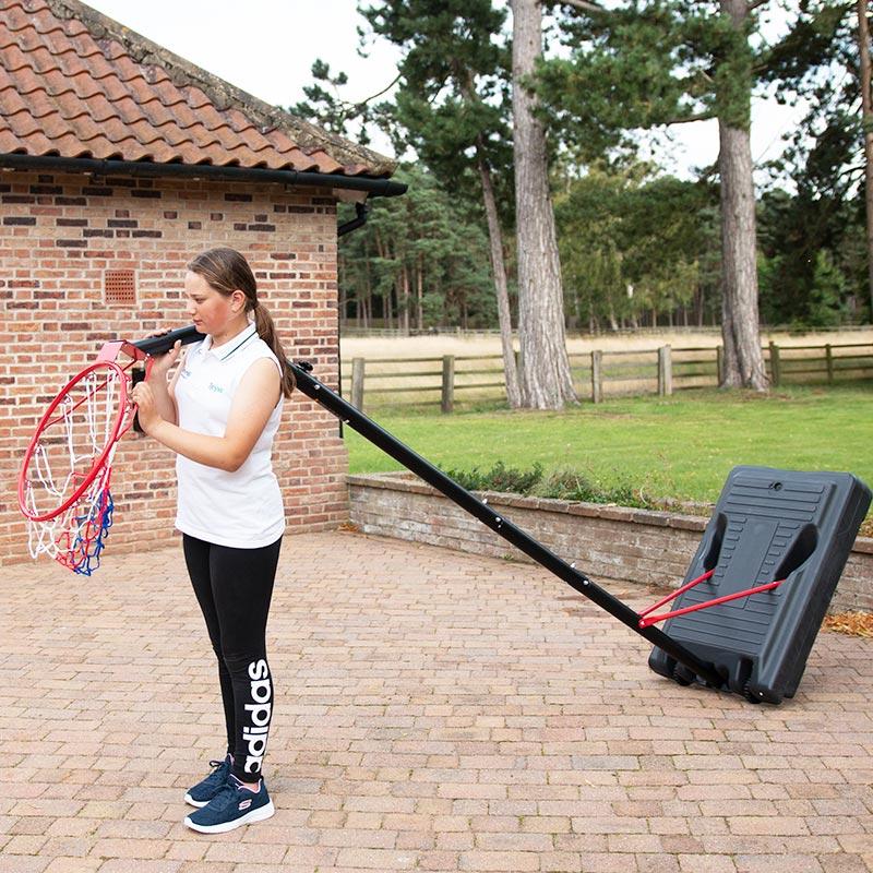 Netball Post Trainer