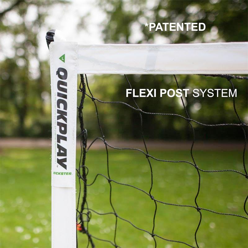 Quickplay Kickster Academy Goal 13ft x 5ft