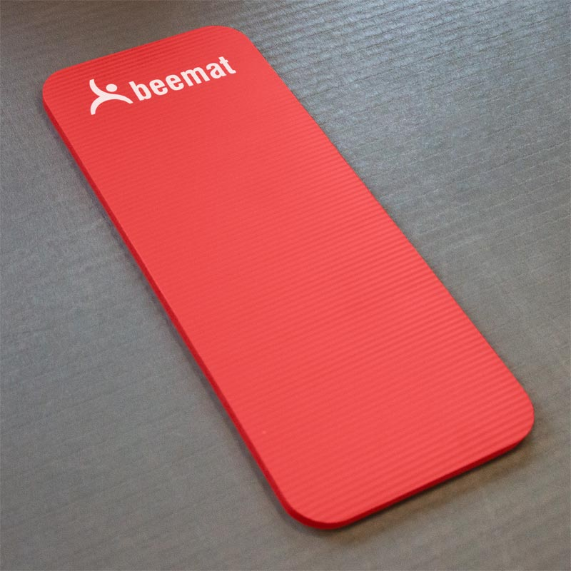 Beemat Mini Premium Exercise Mat 0.6m