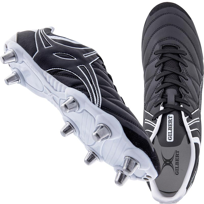 Gilbert Sidestep X9 Senior Rugby Boots