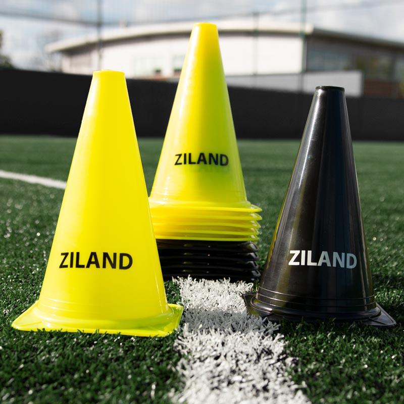 Ziland Academy Sports Cones Marker Set