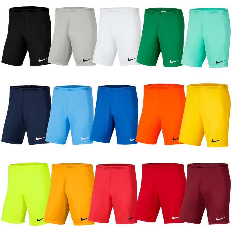 Nike Park III Junior Football Short