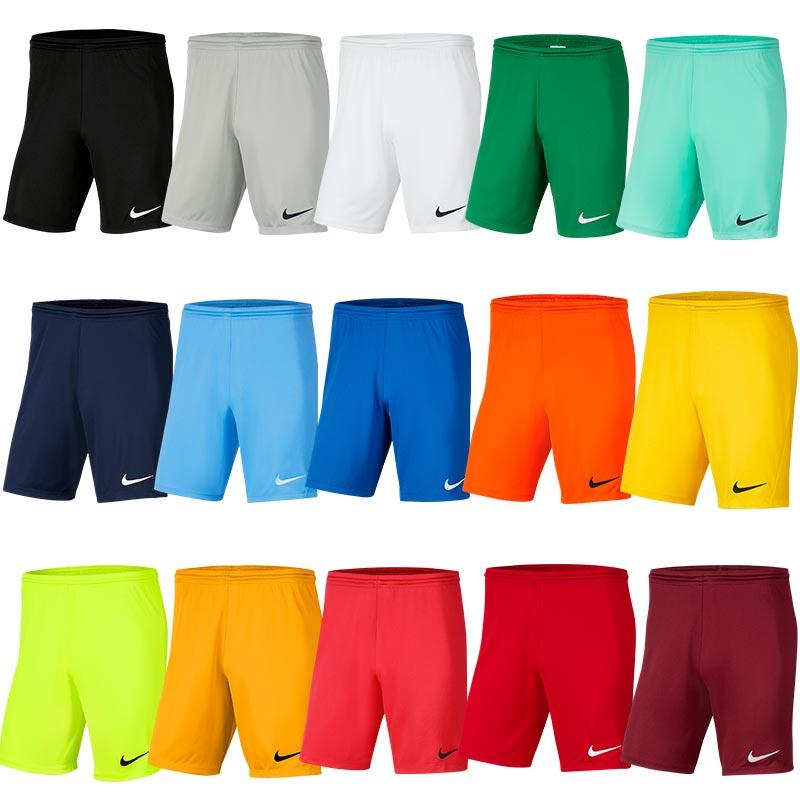 Nike Park III Senior Football Short